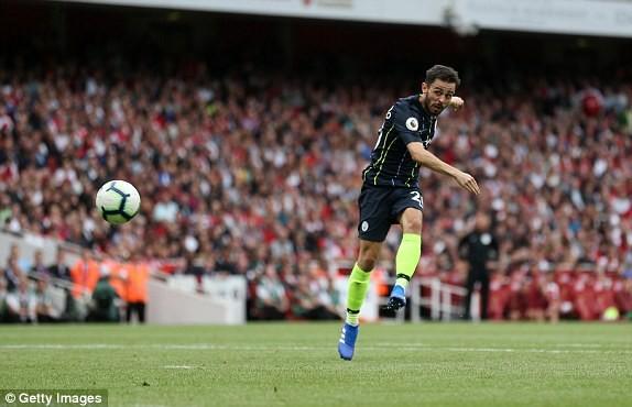 'Pháo thủ' tịt ngòi, thua 'sấp mặt' Man City ngay tại Emirates - ảnh 4