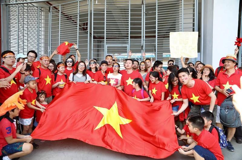 Thắng Nhật Bản, Olympic Việt Nam đi tiếp với ngôi đầu bảng - ảnh 53