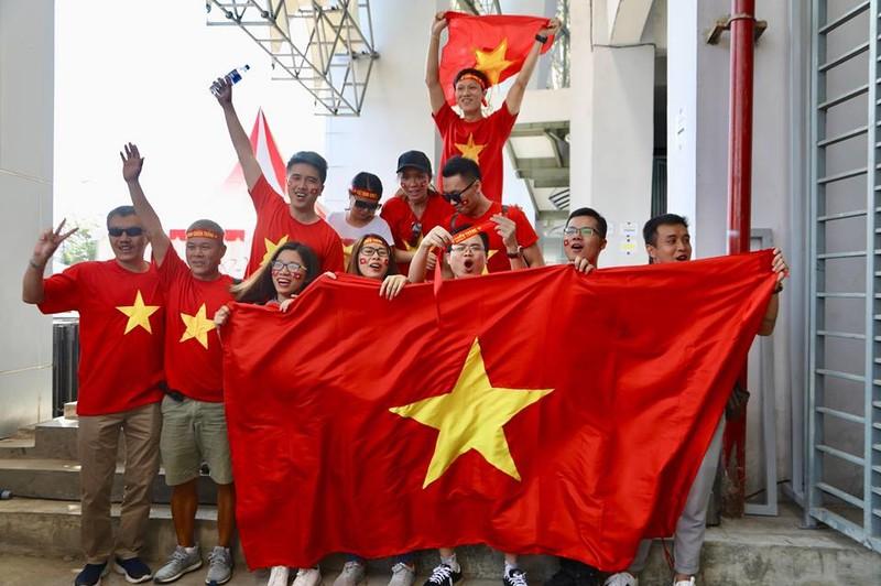 Thắng Nhật Bản, Olympic Việt Nam đi tiếp với ngôi đầu bảng - ảnh 54