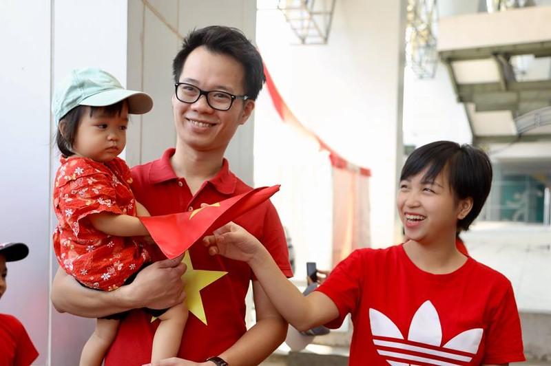 Thắng Nhật Bản, Olympic Việt Nam đi tiếp với ngôi đầu bảng - ảnh 55
