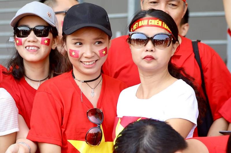 Thắng Nhật Bản, Olympic Việt Nam đi tiếp với ngôi đầu bảng - ảnh 58