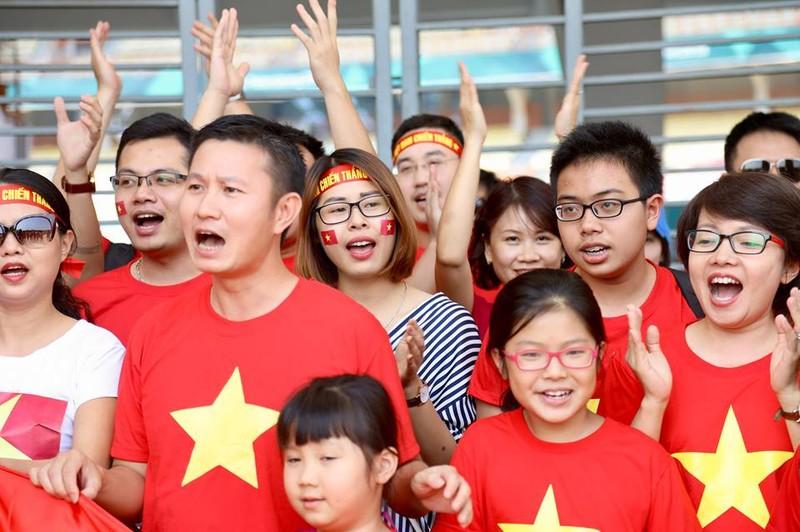 Thắng Nhật Bản, Olympic Việt Nam đi tiếp với ngôi đầu bảng - ảnh 59