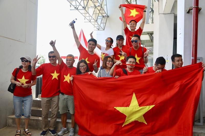 Thắng Nhật Bản, Olympic Việt Nam đi tiếp với ngôi đầu bảng - ảnh 61
