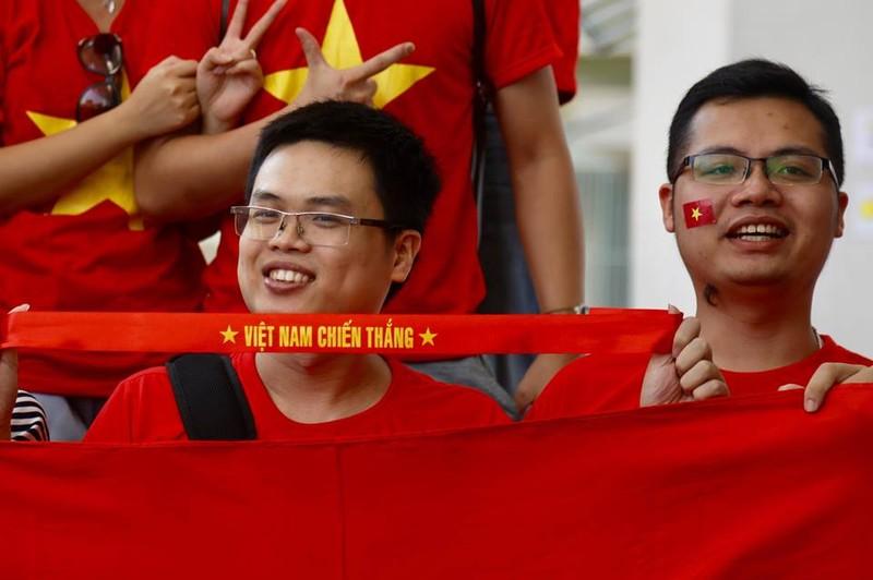Thắng Nhật Bản, Olympic Việt Nam đi tiếp với ngôi đầu bảng - ảnh 63