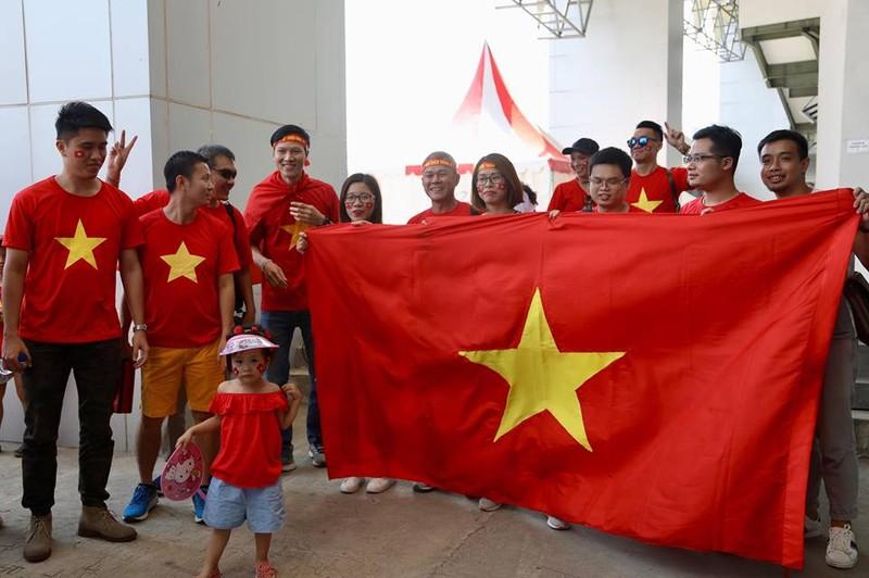 Thắng Nhật Bản, Olympic Việt Nam đi tiếp với ngôi đầu bảng - ảnh 64