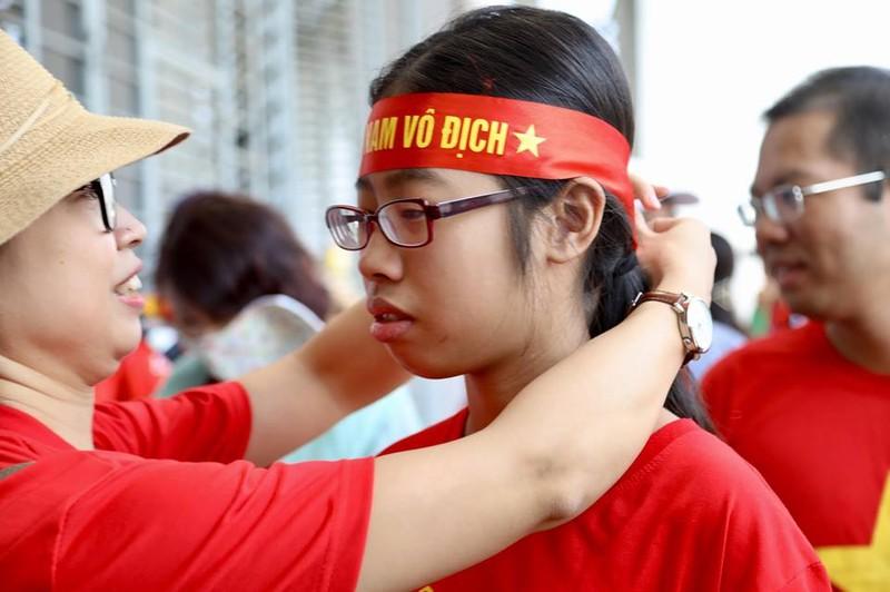 Thắng Nhật Bản, Olympic Việt Nam đi tiếp với ngôi đầu bảng - ảnh 66