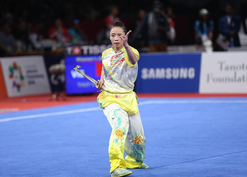Wushu khởi đầu gian nan ở Asiad: Xuân Hiệp bất ngờ chấn thương - ảnh 3