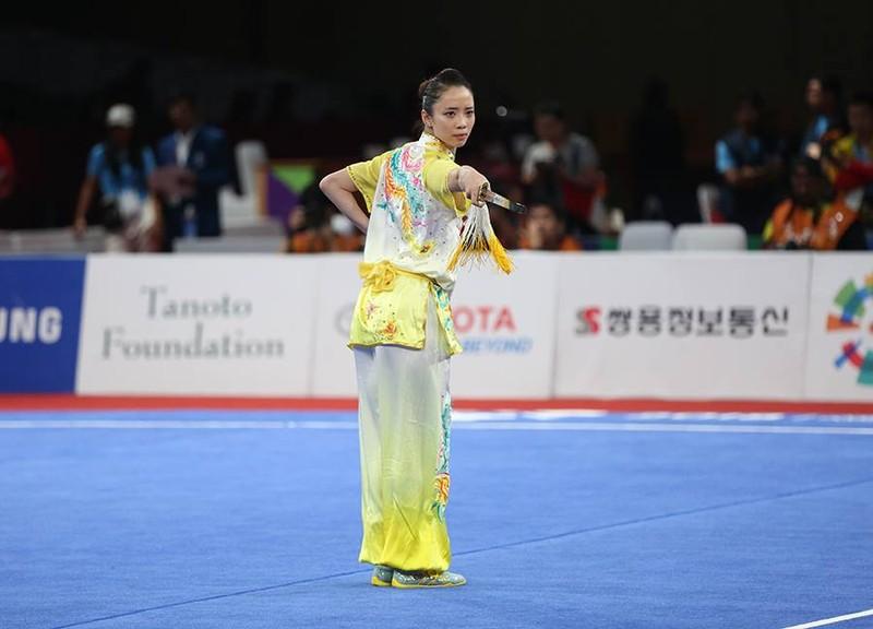 Wushu khởi đầu gian nan ở Asiad: Xuân Hiệp bất ngờ chấn thương - ảnh 4
