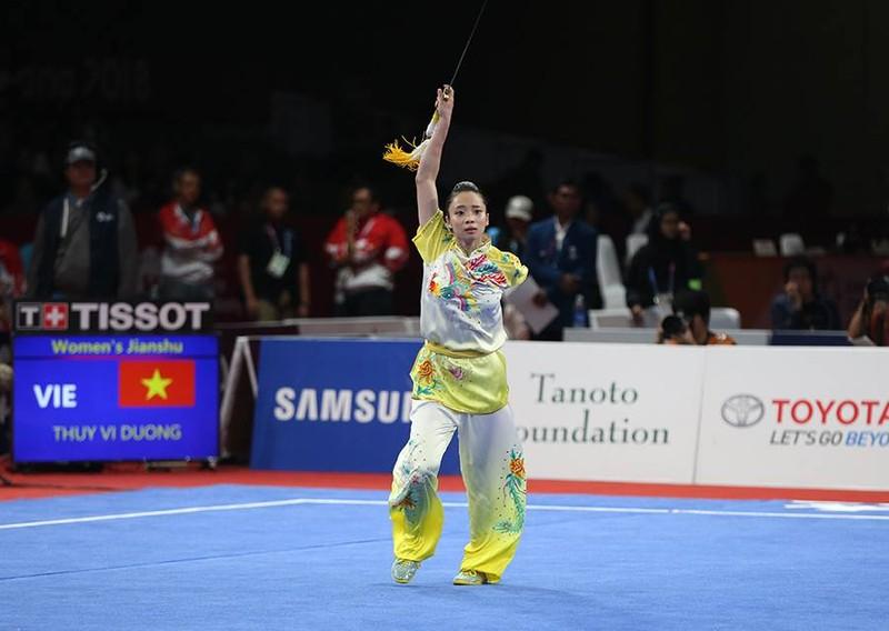 Wushu khởi đầu gian nan ở Asiad: Xuân Hiệp bất ngờ chấn thương - ảnh 5
