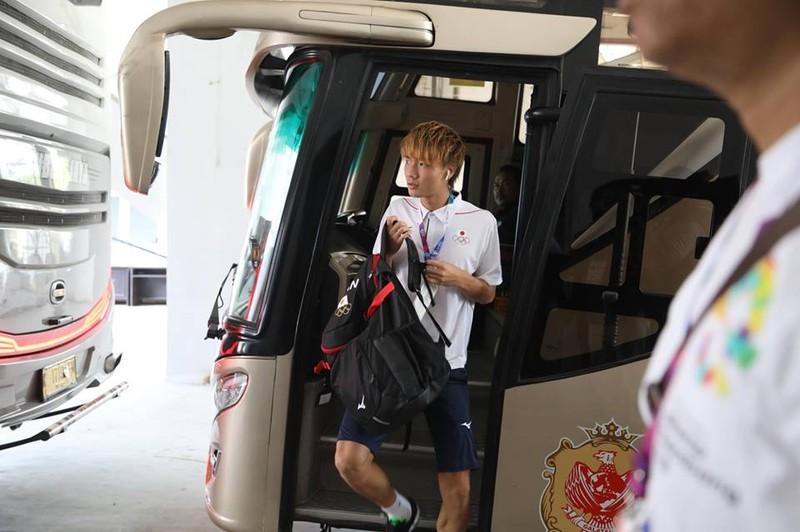 Thắng Nhật Bản, Olympic Việt Nam đi tiếp với ngôi đầu bảng - ảnh 67