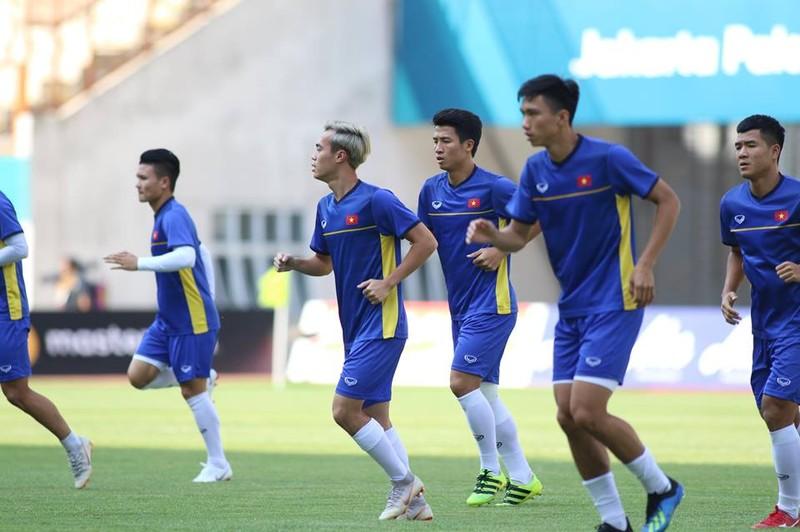 Thắng Nhật Bản, Olympic Việt Nam đi tiếp với ngôi đầu bảng - ảnh 40