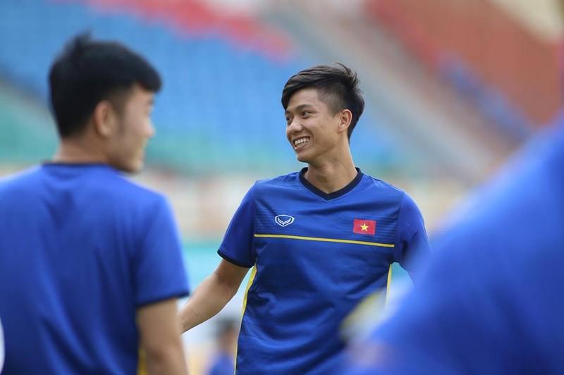 Thắng Nhật Bản, Olympic Việt Nam đi tiếp với ngôi đầu bảng - ảnh 41