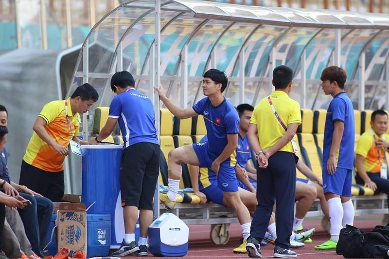Thắng Nhật Bản, Olympic Việt Nam đi tiếp với ngôi đầu bảng - ảnh 29