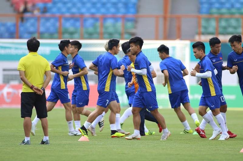 Thắng Nhật Bản, Olympic Việt Nam đi tiếp với ngôi đầu bảng - ảnh 30