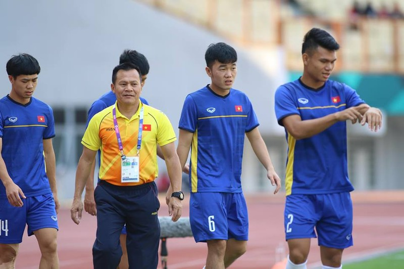 Thắng Nhật Bản, Olympic Việt Nam đi tiếp với ngôi đầu bảng - ảnh 31