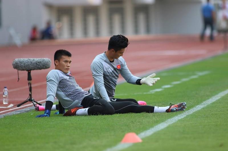 Thắng Nhật Bản, Olympic Việt Nam đi tiếp với ngôi đầu bảng - ảnh 45