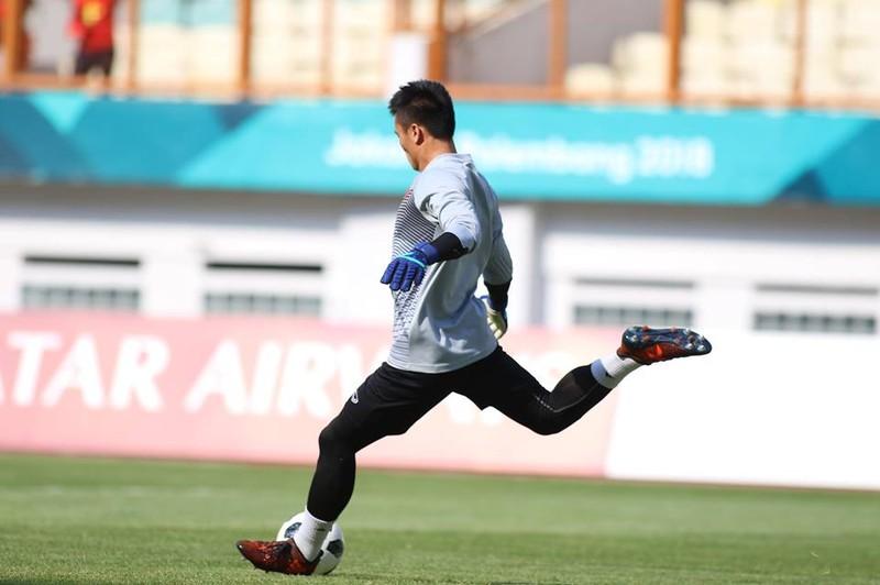 Thắng Nhật Bản, Olympic Việt Nam đi tiếp với ngôi đầu bảng - ảnh 33