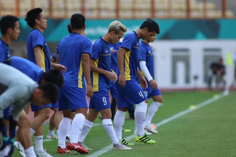 Thắng Nhật Bản, Olympic Việt Nam đi tiếp với ngôi đầu bảng - ảnh 34