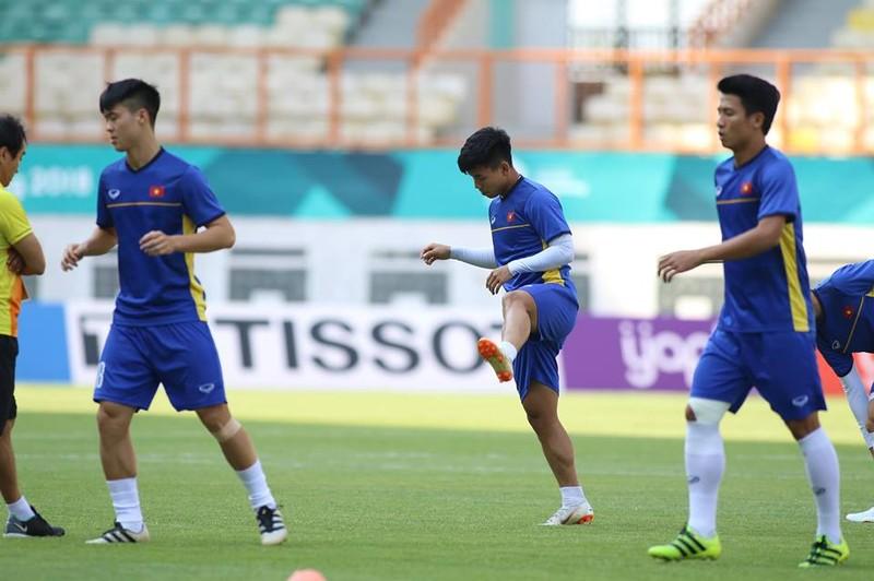 Thắng Nhật Bản, Olympic Việt Nam đi tiếp với ngôi đầu bảng - ảnh 35