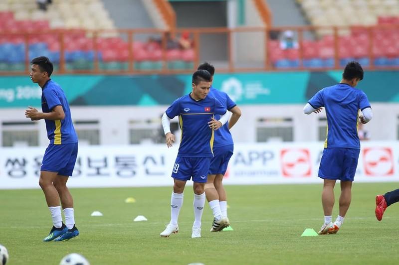 Thắng Nhật Bản, Olympic Việt Nam đi tiếp với ngôi đầu bảng - ảnh 38
