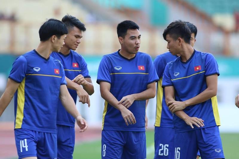 Thắng Nhật Bản, Olympic Việt Nam đi tiếp với ngôi đầu bảng - ảnh 39