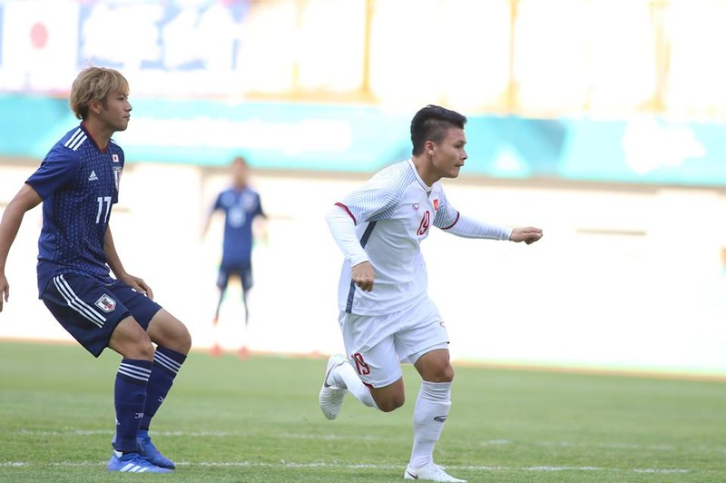 Thắng Nhật Bản, Olympic Việt Nam đi tiếp với ngôi đầu bảng - ảnh 24