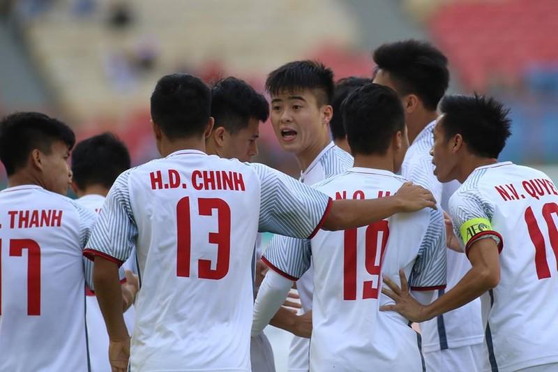 Thắng Nhật Bản, Olympic Việt Nam đi tiếp với ngôi đầu bảng - ảnh 27