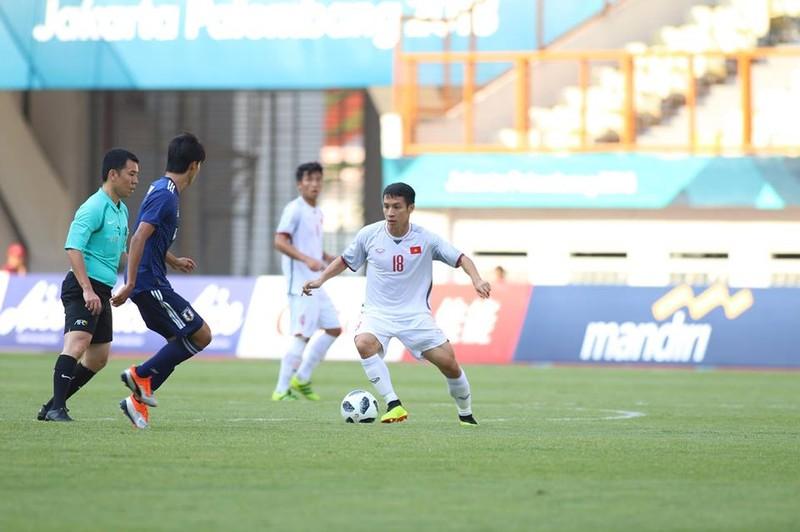 Thắng Nhật Bản, Olympic Việt Nam đi tiếp với ngôi đầu bảng - ảnh 21