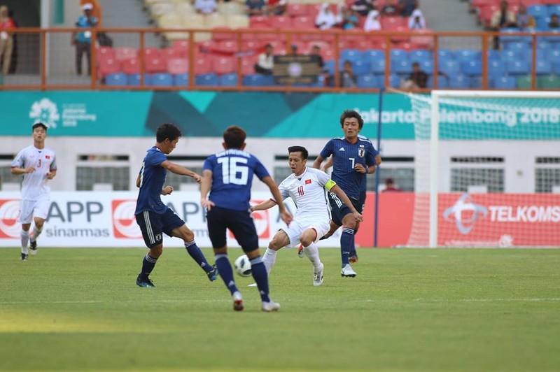 Thắng Nhật Bản, Olympic Việt Nam đi tiếp với ngôi đầu bảng - ảnh 20
