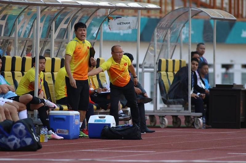 Thắng Nhật Bản, Olympic Việt Nam đi tiếp với ngôi đầu bảng - ảnh 22