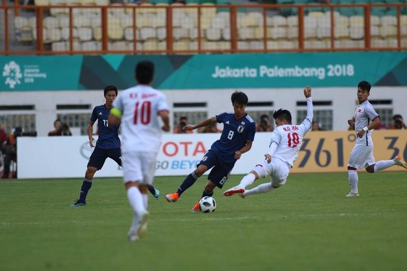 Thắng Nhật Bản, Olympic Việt Nam đi tiếp với ngôi đầu bảng - ảnh 19