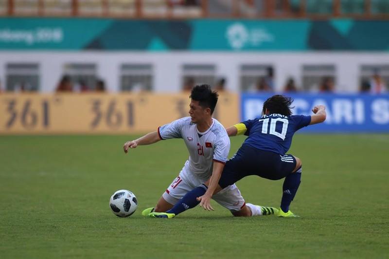 Thắng Nhật Bản, Olympic Việt Nam đi tiếp với ngôi đầu bảng - ảnh 18