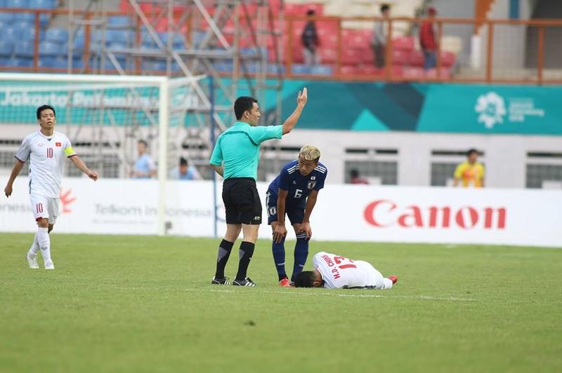 Thắng Nhật Bản, Olympic Việt Nam đi tiếp với ngôi đầu bảng - ảnh 11