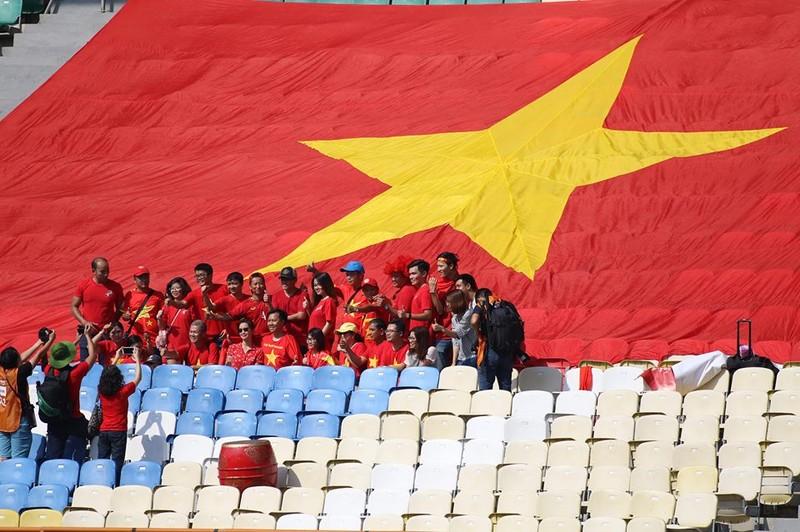 Thắng Nhật Bản, Olympic Việt Nam đi tiếp với ngôi đầu bảng - ảnh 48