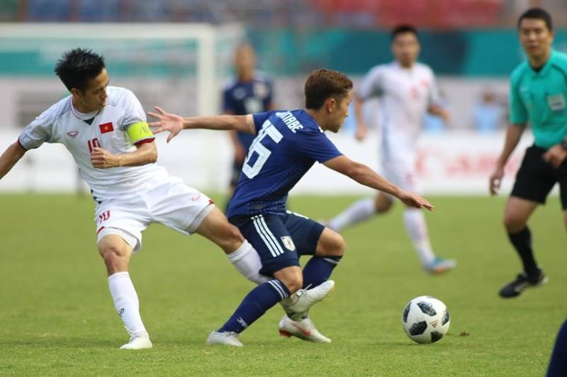 Thắng Nhật Bản, Olympic Việt Nam đi tiếp với ngôi đầu bảng - ảnh 4
