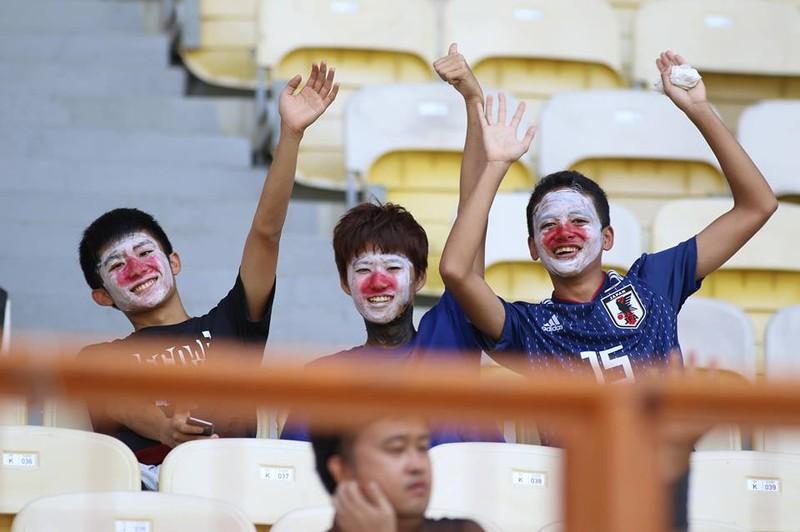 Thắng Nhật Bản, Olympic Việt Nam đi tiếp với ngôi đầu bảng - ảnh 50