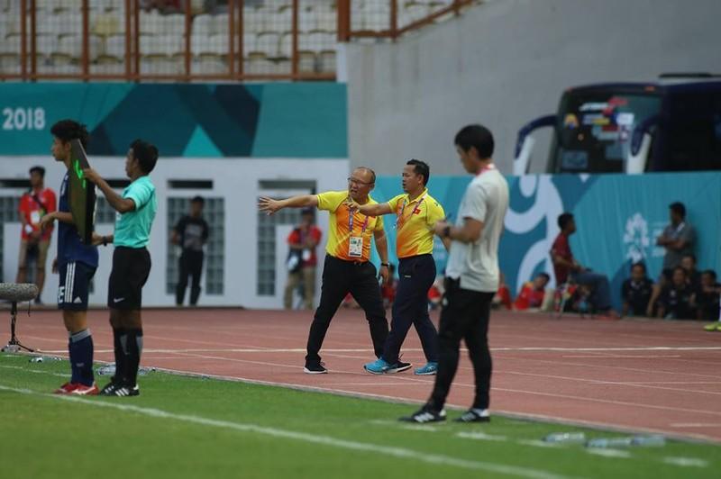 Thắng Nhật Bản, Olympic Việt Nam đi tiếp với ngôi đầu bảng - ảnh 2