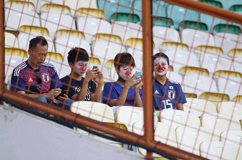 Thắng Nhật Bản, Olympic Việt Nam đi tiếp với ngôi đầu bảng - ảnh 51