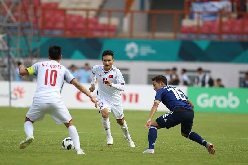 Thắng Nhật Bản, Olympic Việt Nam đi tiếp với ngôi đầu bảng - ảnh 3