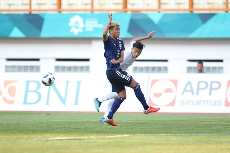 Thắng Nhật Bản, Olympic Việt Nam đi tiếp với ngôi đầu bảng - ảnh 15