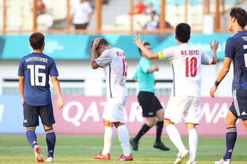 Thắng Nhật Bản, Olympic Việt Nam đi tiếp với ngôi đầu bảng - ảnh 17