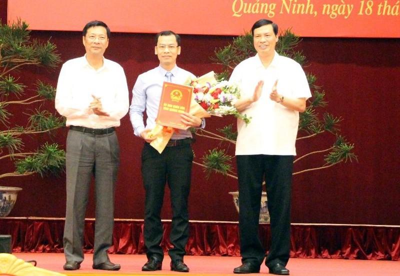 Nhân sự mới tỉnh Quảng Ninh  - ảnh 1