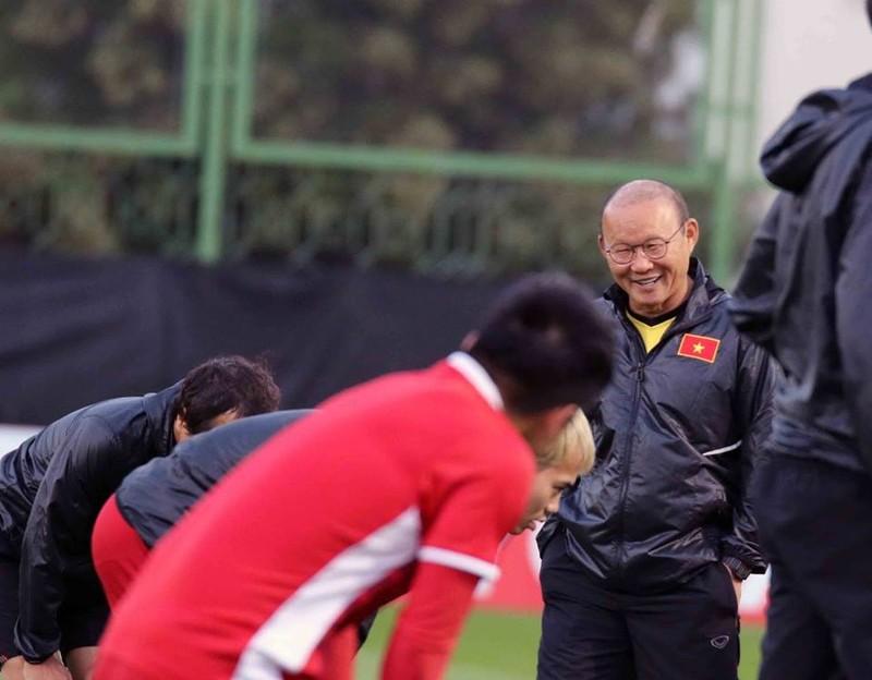 Thầy trò Park Hang-seo tập trung cho trận quyết định với Iraq - ảnh 1