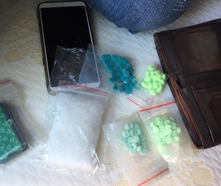 Triệt phá nhóm mua bán ma túy ở Đồng Nai - ảnh 1