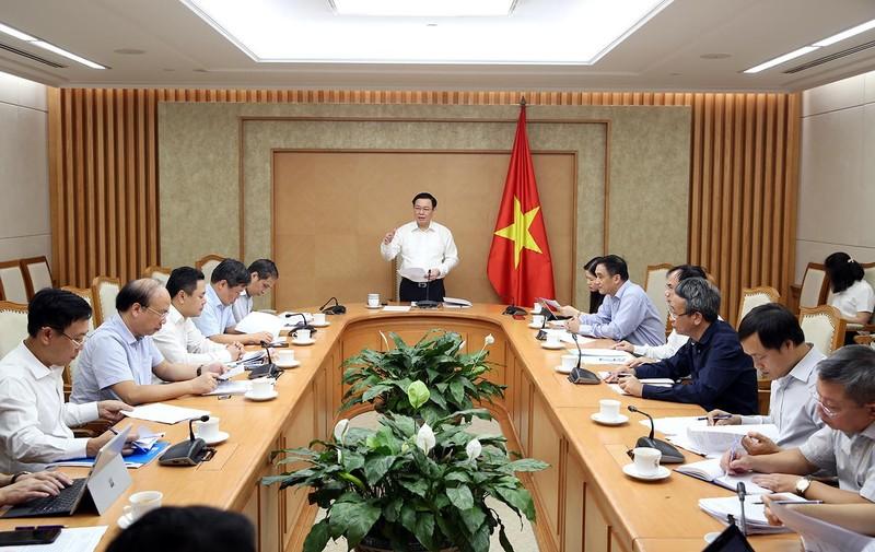 Phó Thủ tướng: Giám sát nợ nước ngoài của từng DN - ảnh 1