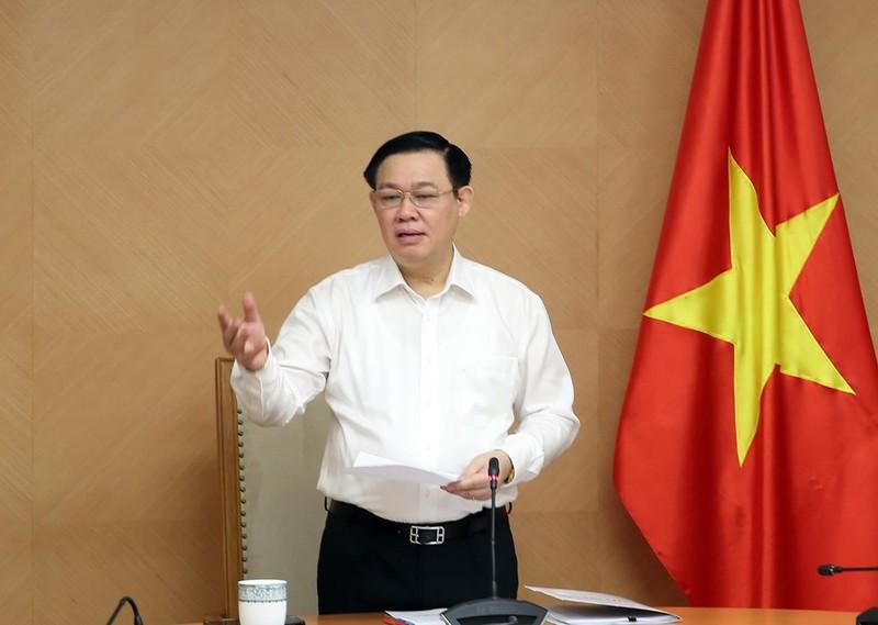 Phó Thủ tướng: Giám sát nợ nước ngoài của từng DN - ảnh 2