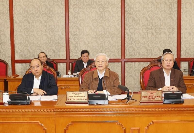 Thông báo kết luận của Bộ Chính trị về COVID-19 - ảnh 1