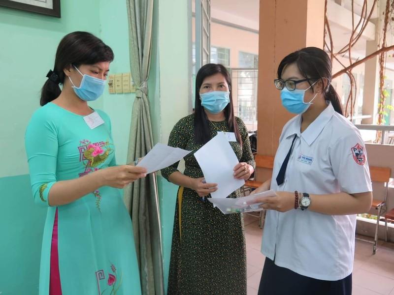 Kỳ thi THPT 2020: Thí sinh ung dung bước vào môn thi cuối - ảnh 5
