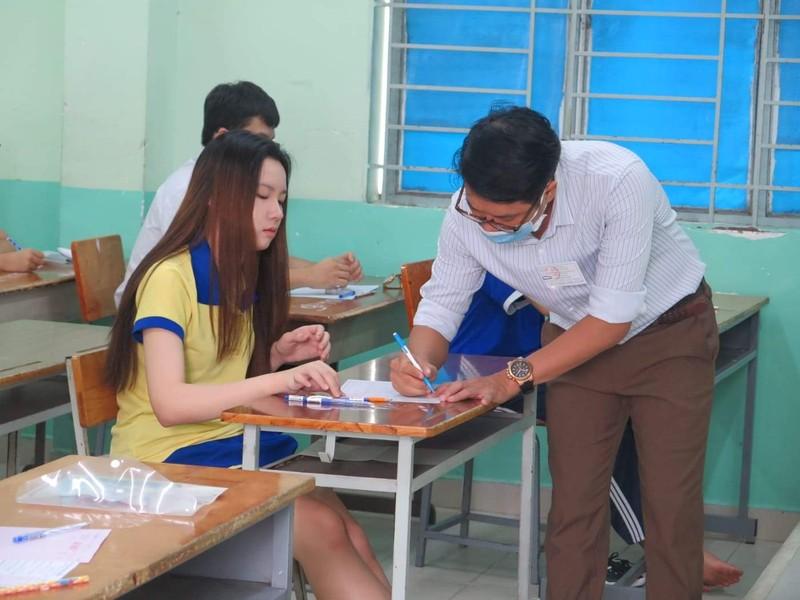 Kỳ thi THPT 2020: Thí sinh ung dung bước vào môn thi cuối - ảnh 7