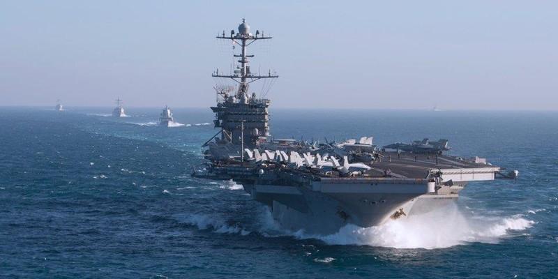 Mỹ bỏ bớt tàu sân bay để mua vũ khí mới đối phó Trung Quốc - ảnh 1